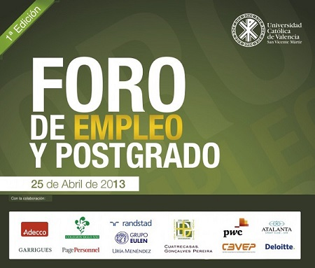 Foro Empleo - Colegio Mayor Ausias March