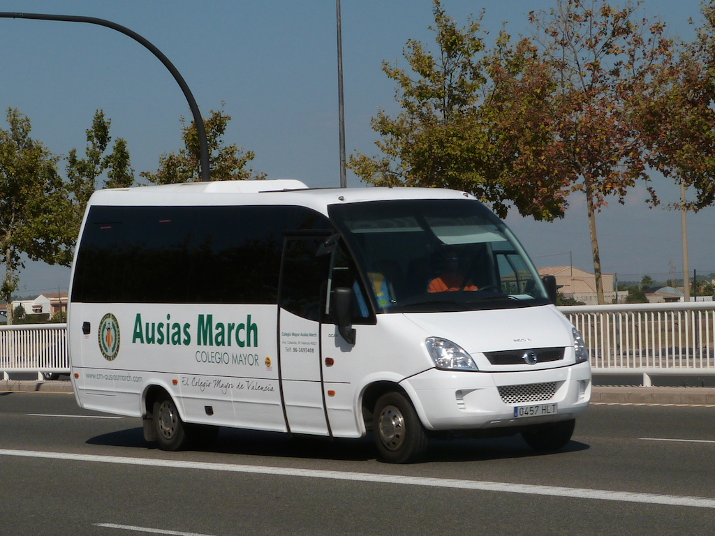 Horario Especial Bus