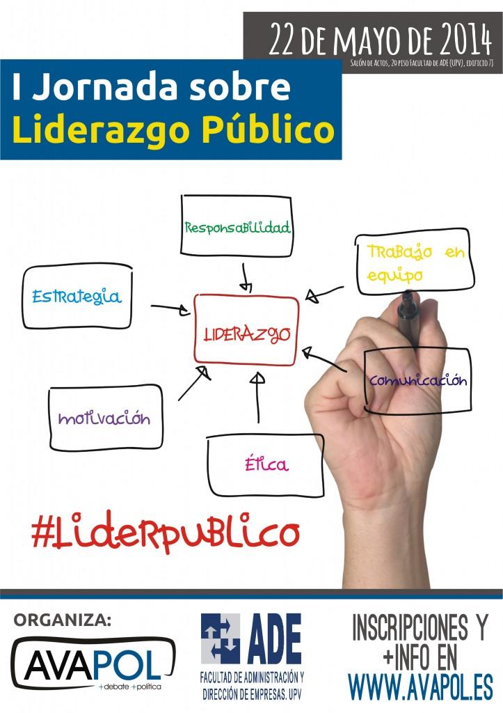 I Jornada Sobre Liderazgo Público organizada por AVAPOL y UPV