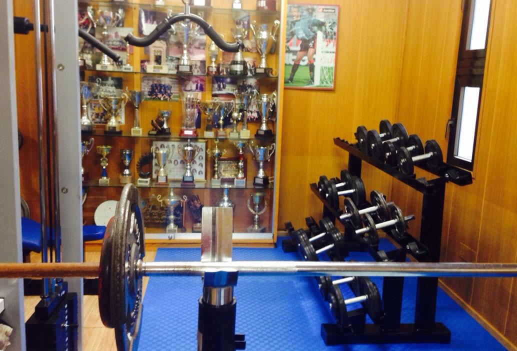 Nuevas instalaciones deportivas Colegio Mayor Ausias March 05