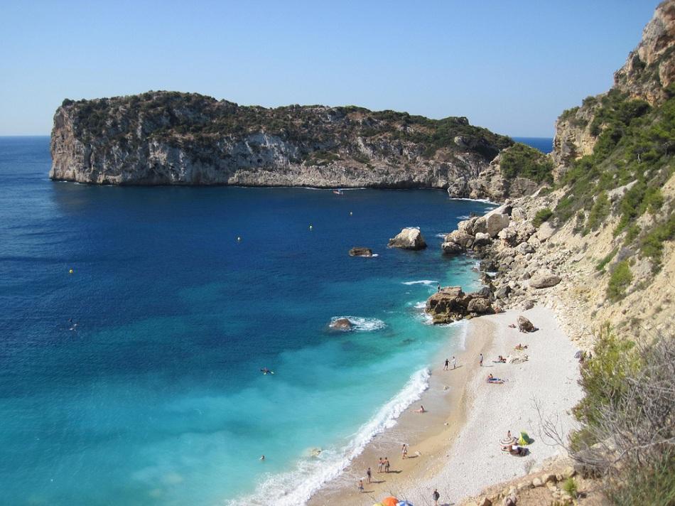 vacaciones viajar mejores playas comunidad valenciana