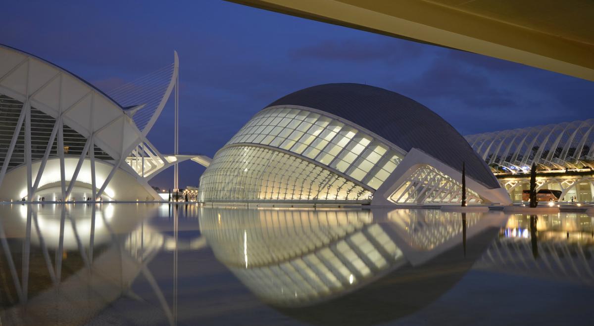 Noches de la Ciudad de las Artes y las Ciencias'