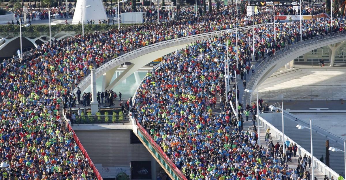 Maratón de Valencia 2015. Valencia es running, es vida: información, recorrido y calles cortadas domingo 15 de noviembre