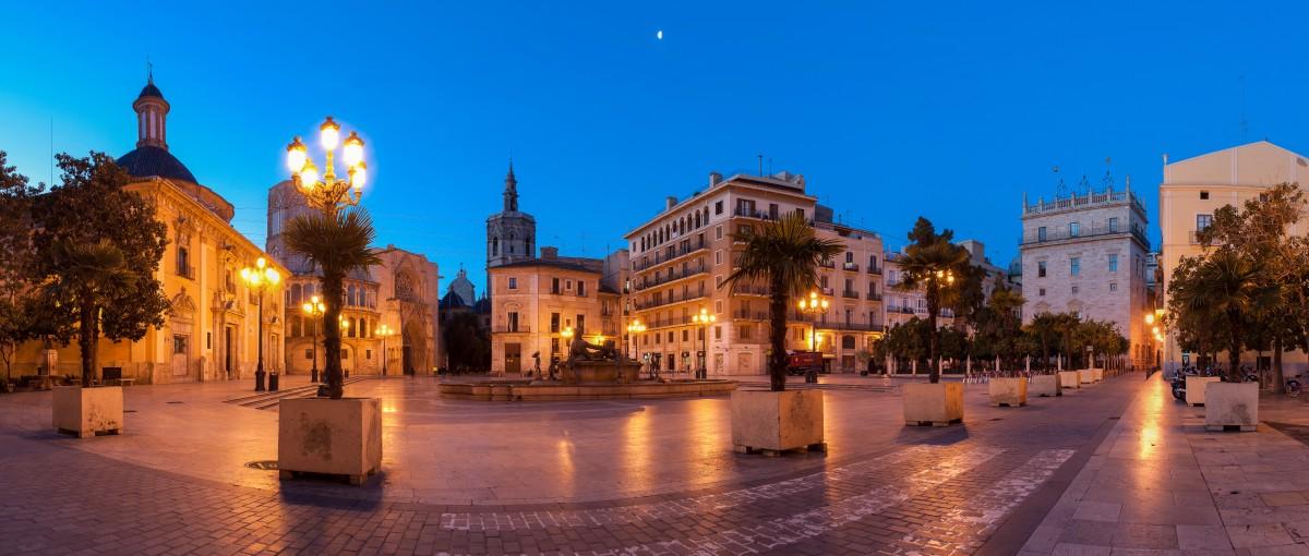 Conoce Valencia por su arquitectura
