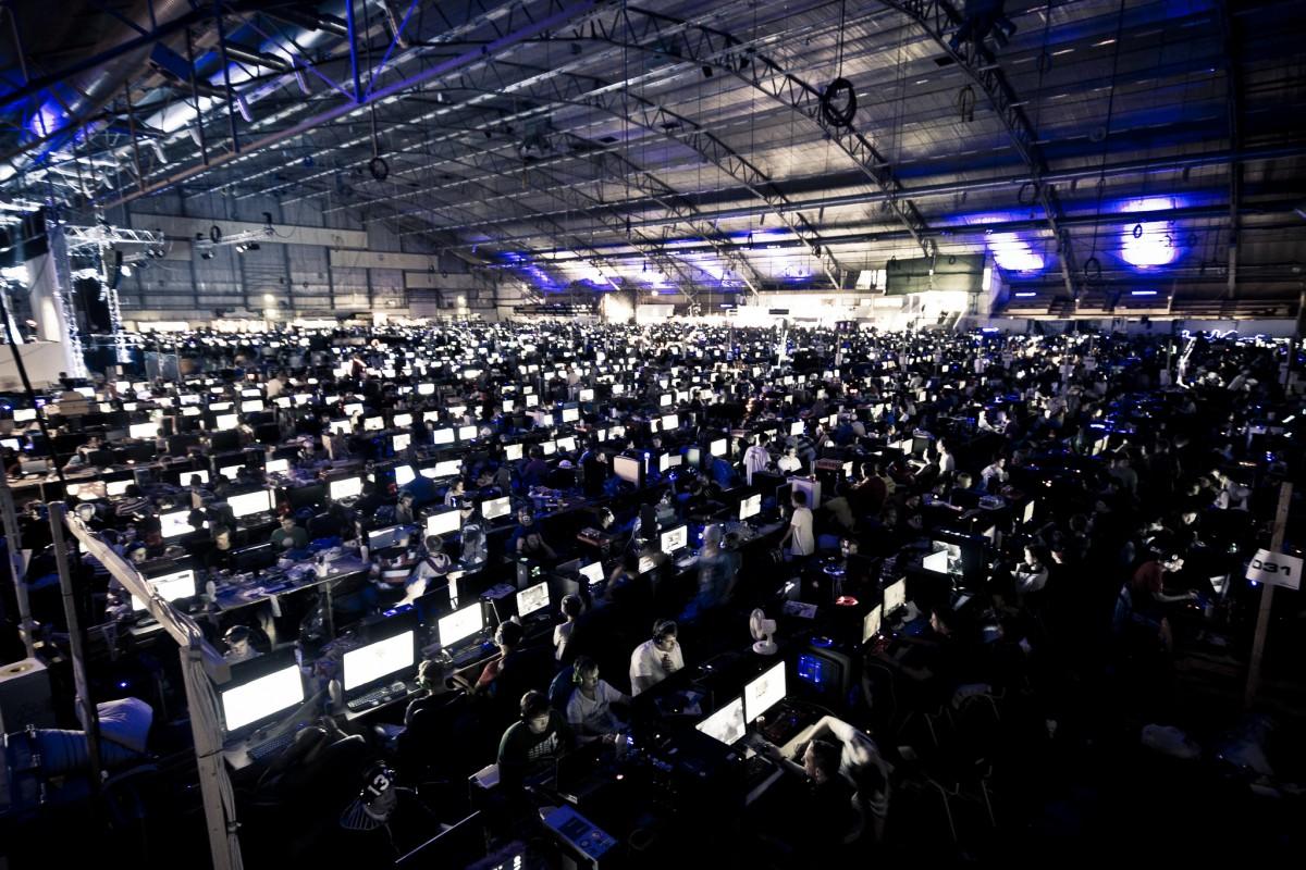 Dreamhack Valencia ya está en marcha: una cita ineludible para los amantes de los videojuegos