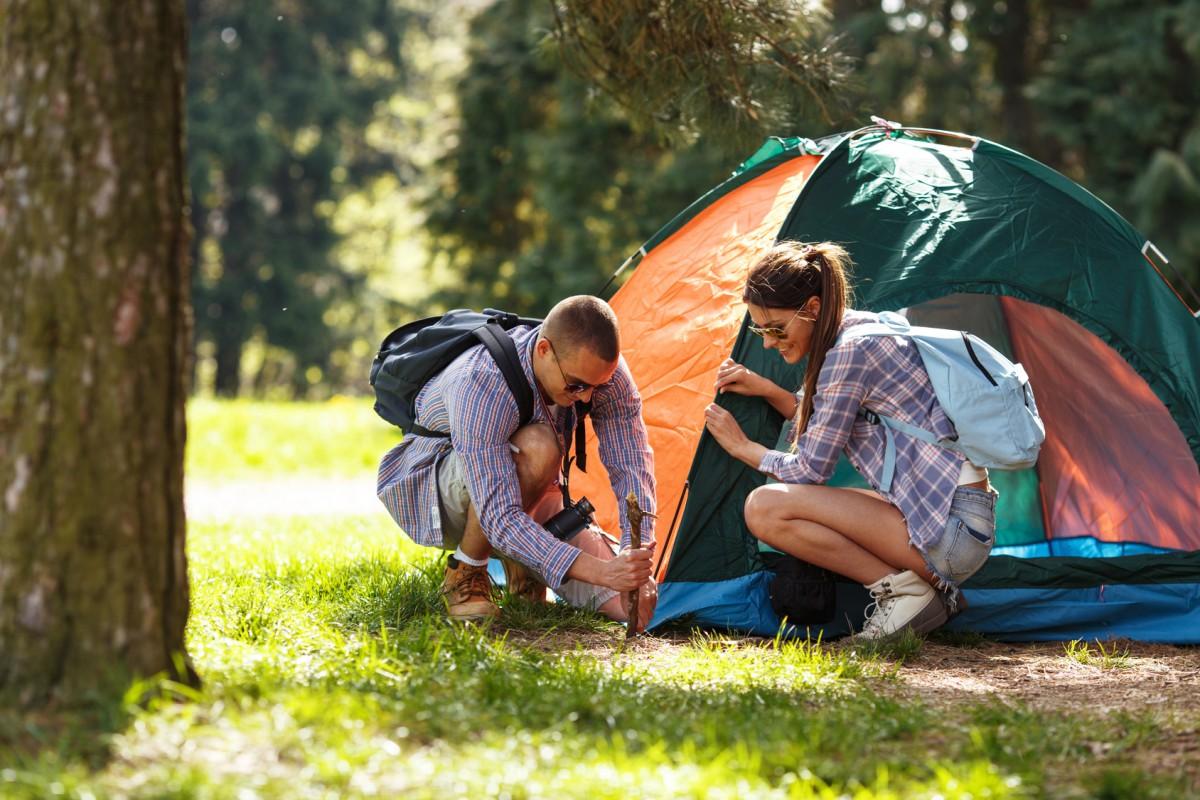 Las mejores ideas para ir de acampada en verano