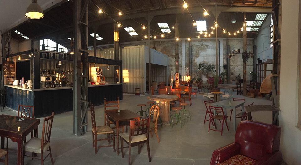 La Fábrica de Hielo, un espacio cultural independiente en la playa de Valencia