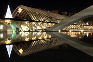Navidad en la Ciudad de las Artes y las Ciencias