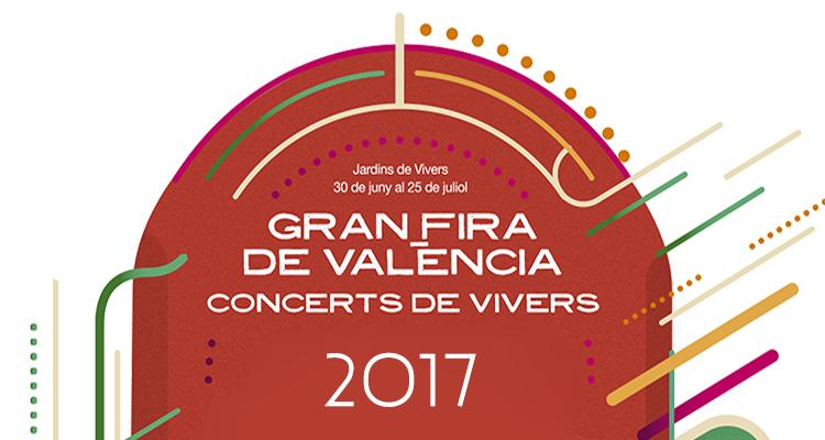 Conoce los detalles de la Feria de Julio 2017 de Valencia