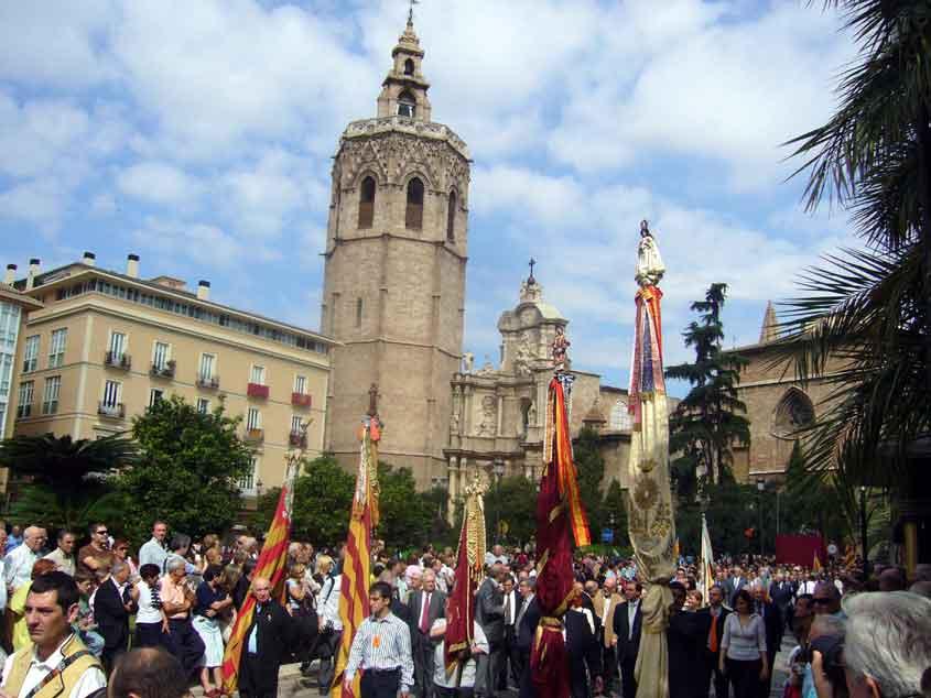 Programación y actos 9 Octubre 2017 en Valencia