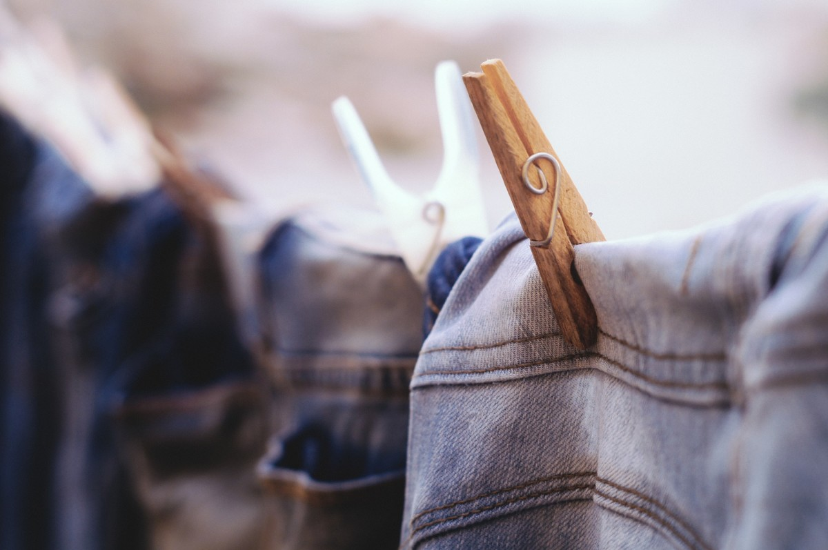 Mercado de ropa de segunda mano en Valencia