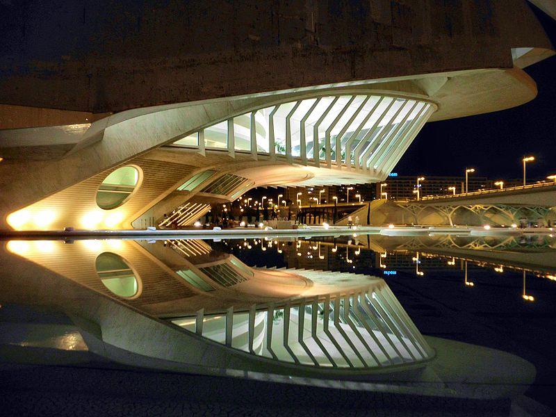 Palau les arts reina sofia musica valencia