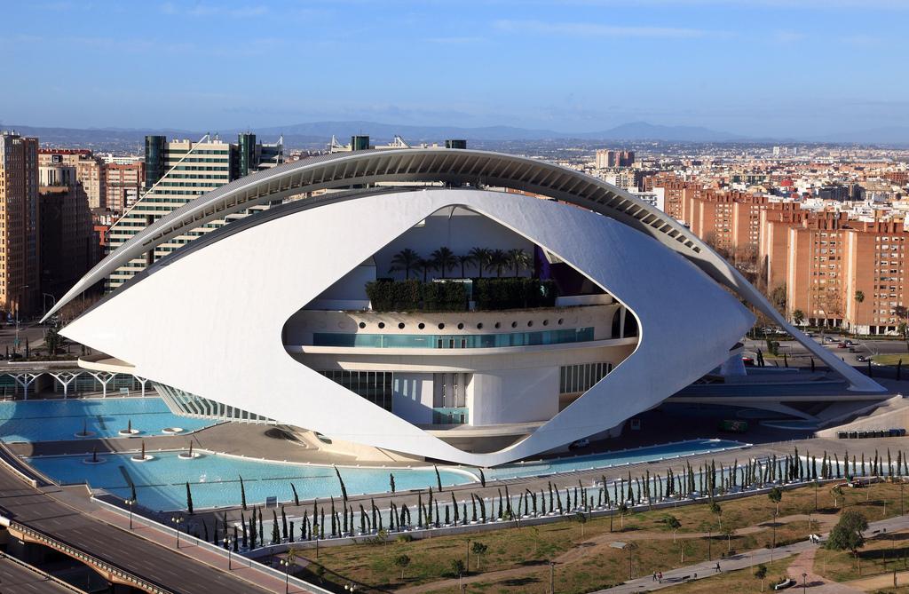 Música en Valencia: Palau de les Arts Reina Sofia