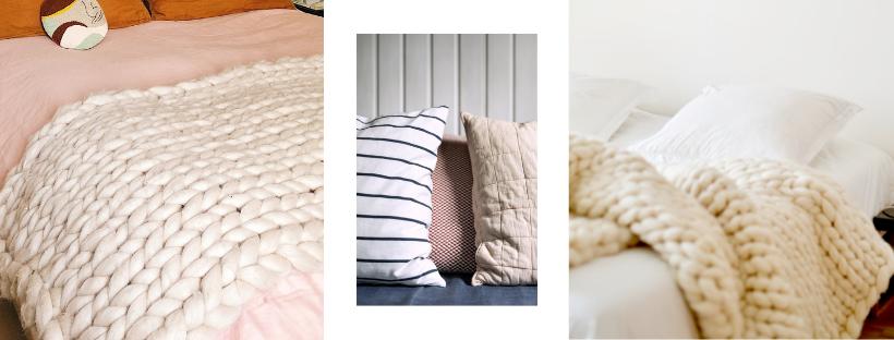 Deco cojines y ropa de cama