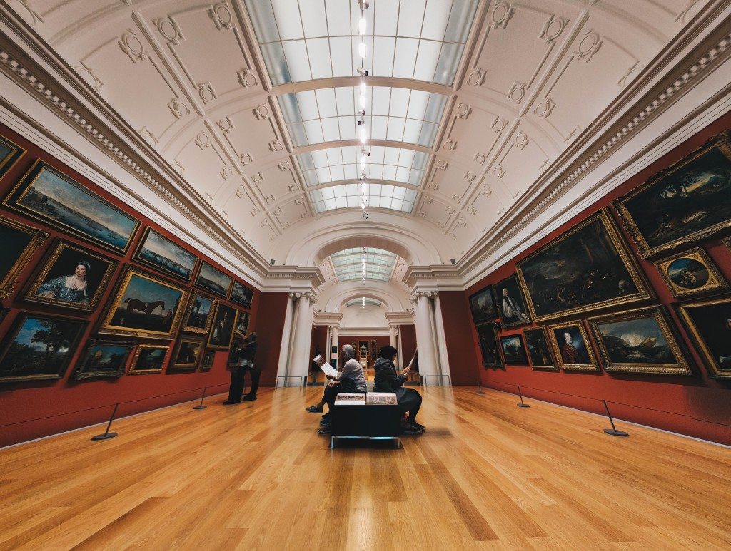free tours, museos, galerías