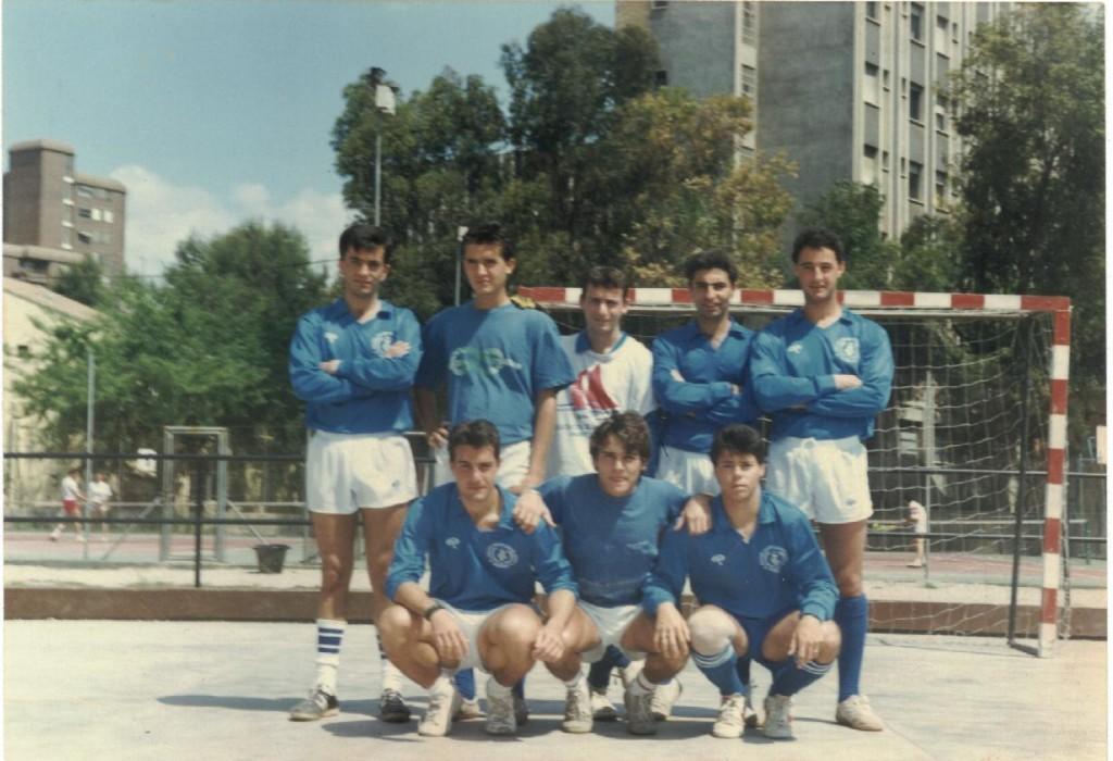 Ausias futbol sala 87-88