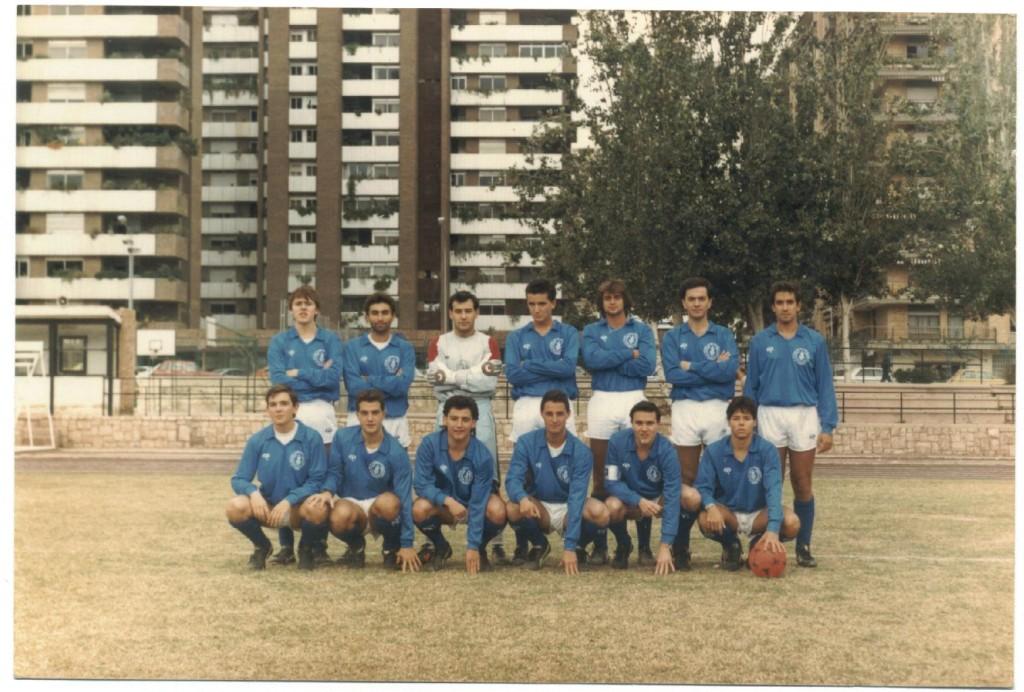 Equipo Ausias A 87-88