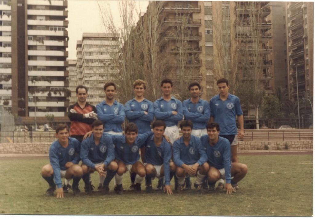 Veteranos 87-88