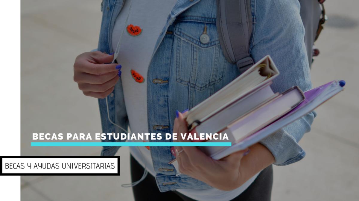 Becas universidad de Valencia