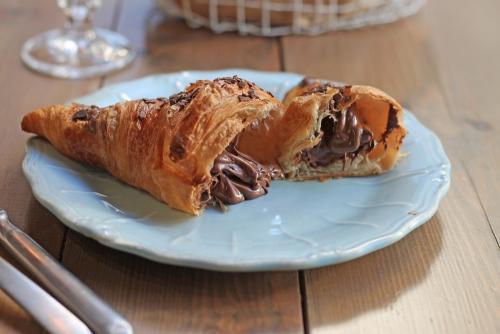 Croissant nutella - La Petite Brioche