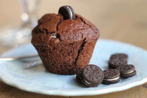 Muffins chocolate - La Petite Brioche