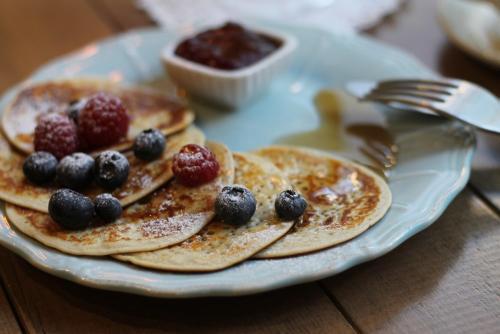 Pancakes - La Petite Brioche